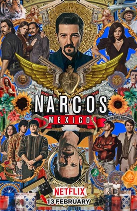 Narcos Mexico Movie Poster