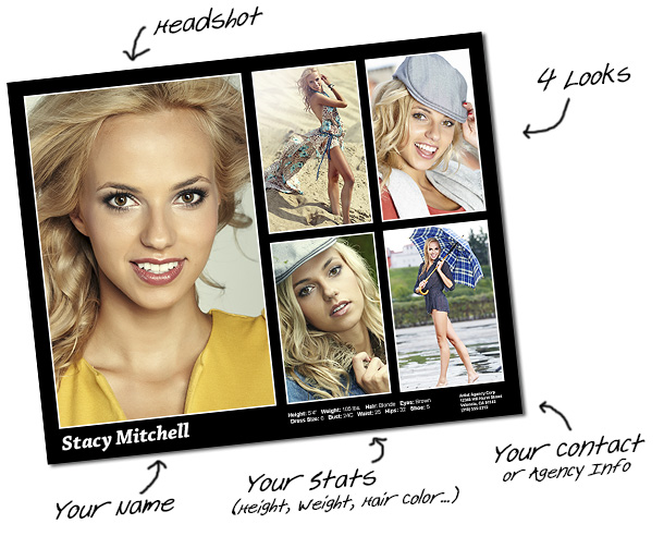 Headshot Photo Examples