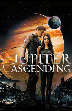 Jupiter Ascending Movie Poster