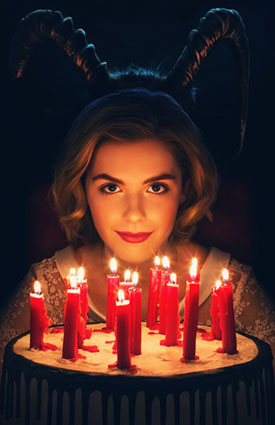 Chilling Adventures of Sabrina Movie Poster