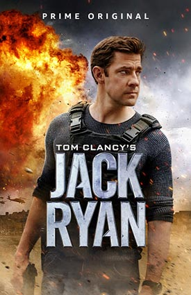 Tom Clancy's Jack Ryan Movie Poster