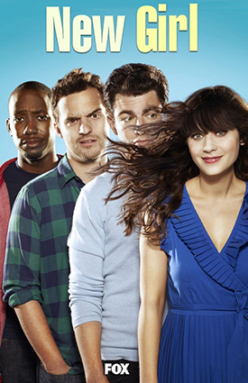 New Girl Movie Poster
