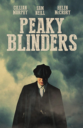 Peaky Blinders Movie Poster