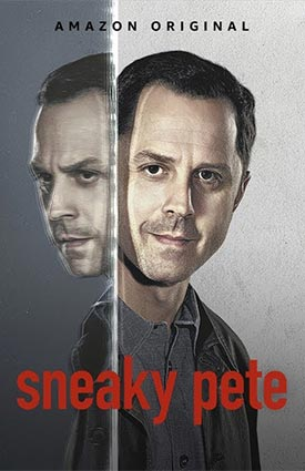 Sneaky Pete Movie Poster