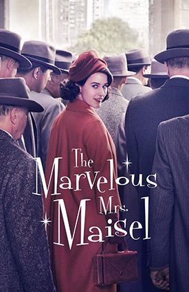 The Marvelous Mrs. Maisel Movie Poster