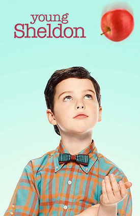 Young Sheldon Movie Poster